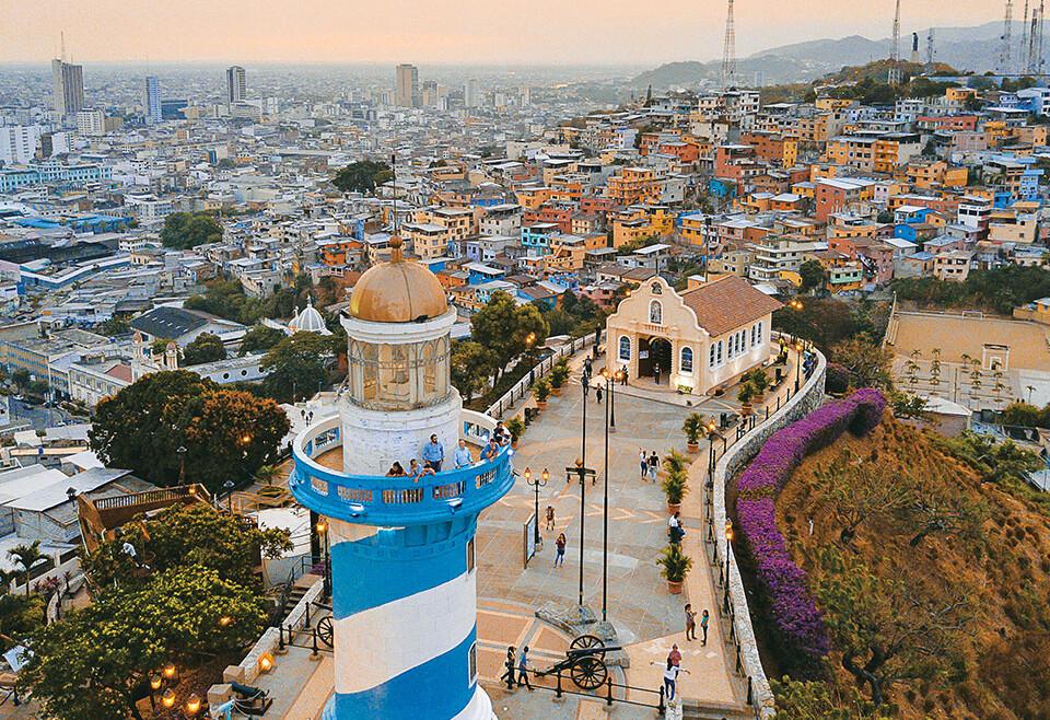 Lugares turísticos en Guayaquil – Ecuador