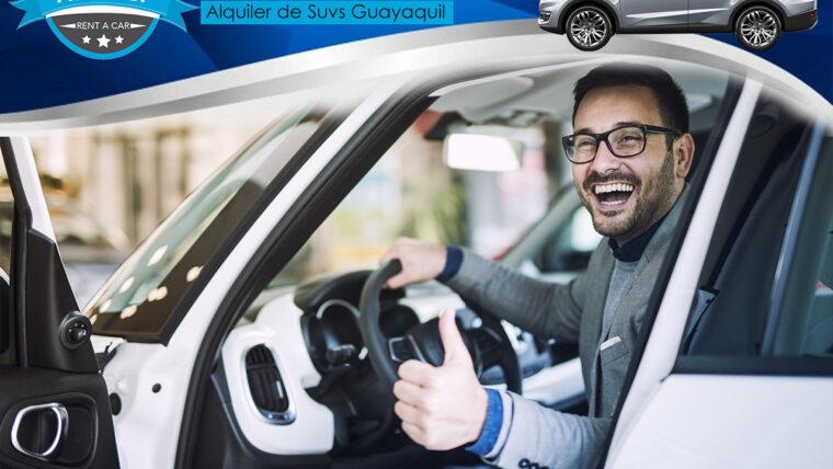 6 razones por las cuales Alquilar un Vehículo en Guayaquil